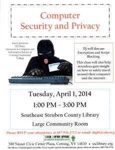 Computer & Security Program
