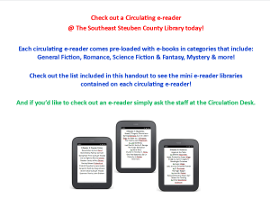 New Circulating E-Reader Content For Facebook p 1