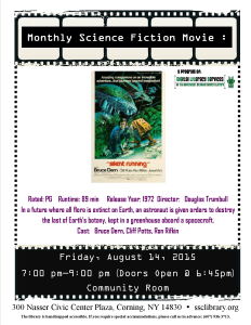 Tech Movie Flyer August 2015