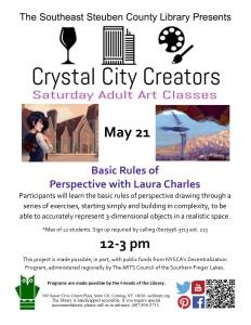 Crystal City Creators- May 21