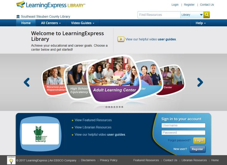 Learning Express Webiste.JPG