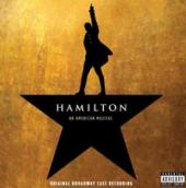 Hamilton Origianl Broadway Cast Recording