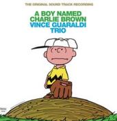 A Boy Names Charlie Brown