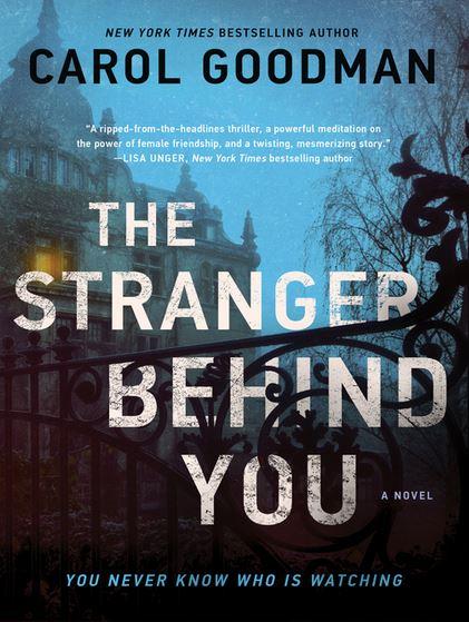 Stranger Behind You
